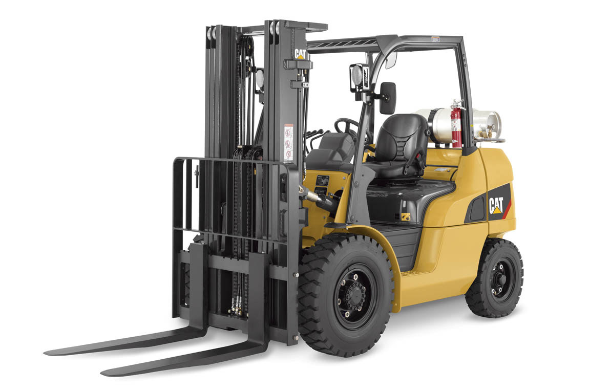 equipment rental - fork lift